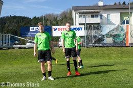 2:0 Sieg gegen SV Stainach/Grimming